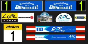 Jänner Rallye 2013