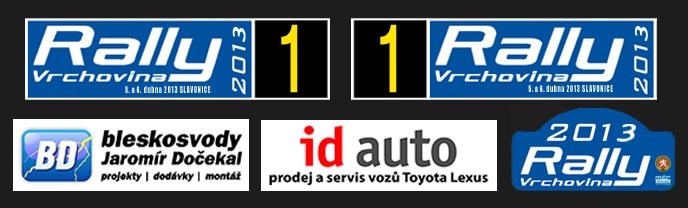 Rally Vrchovina 2013 kopie