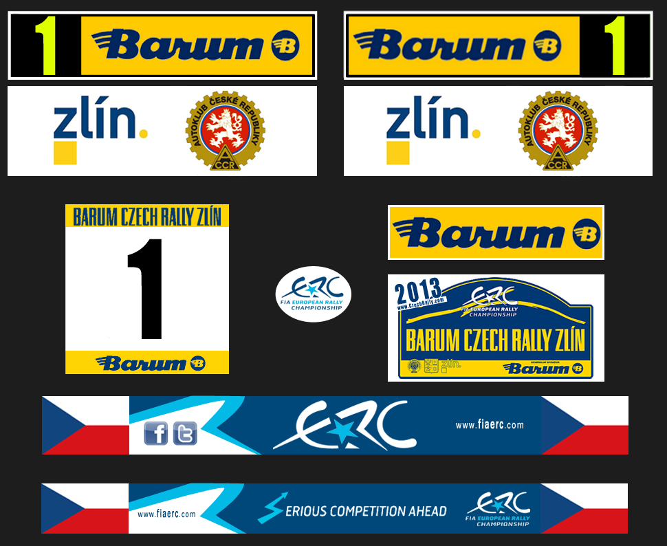 Barum Czech Rally Zlín 2013