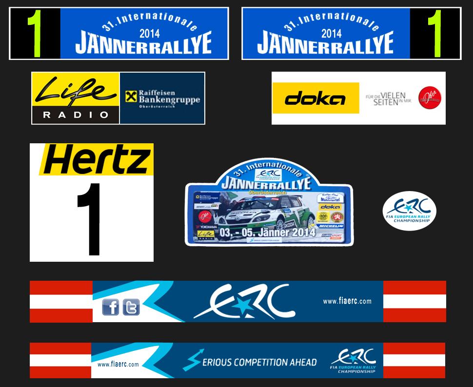 Janner Rallye 2014
